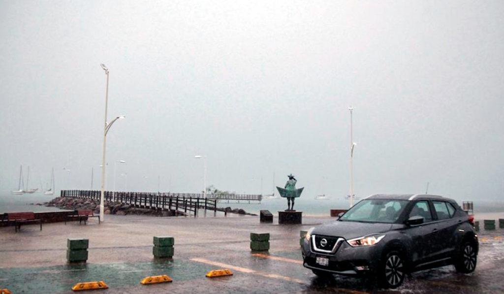 SCT, lista para atender afectaciones por huracán Olaf