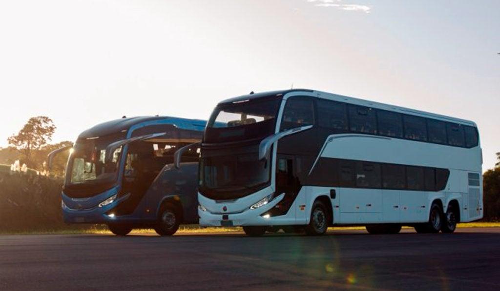 Marcopolo alcanza este hito: vende 200 buses generación 8