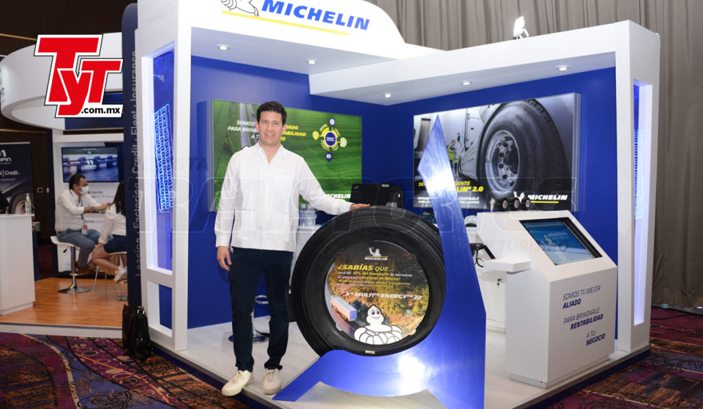 Michelin ratifica su oferta integral con las flotas nacionales