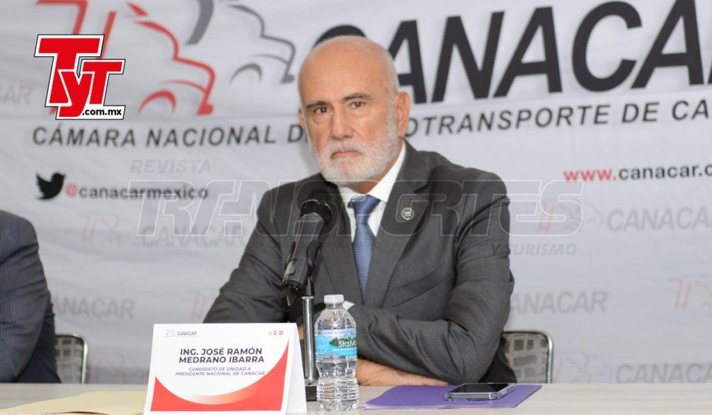 Trabajaré por y para los operadores: Ramón Medrano