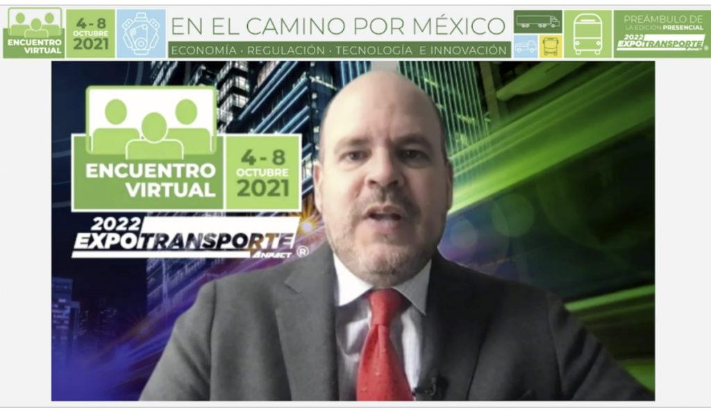 Encuentro Virtual Expo Transporte ANPACT concentra a más de 5 mil participantes