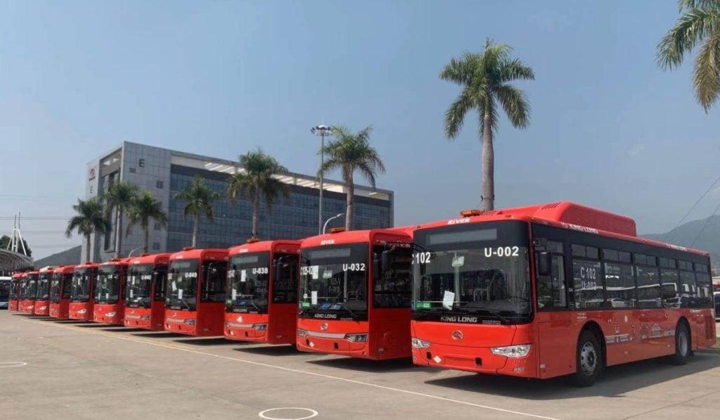 Autobuses-KingLong