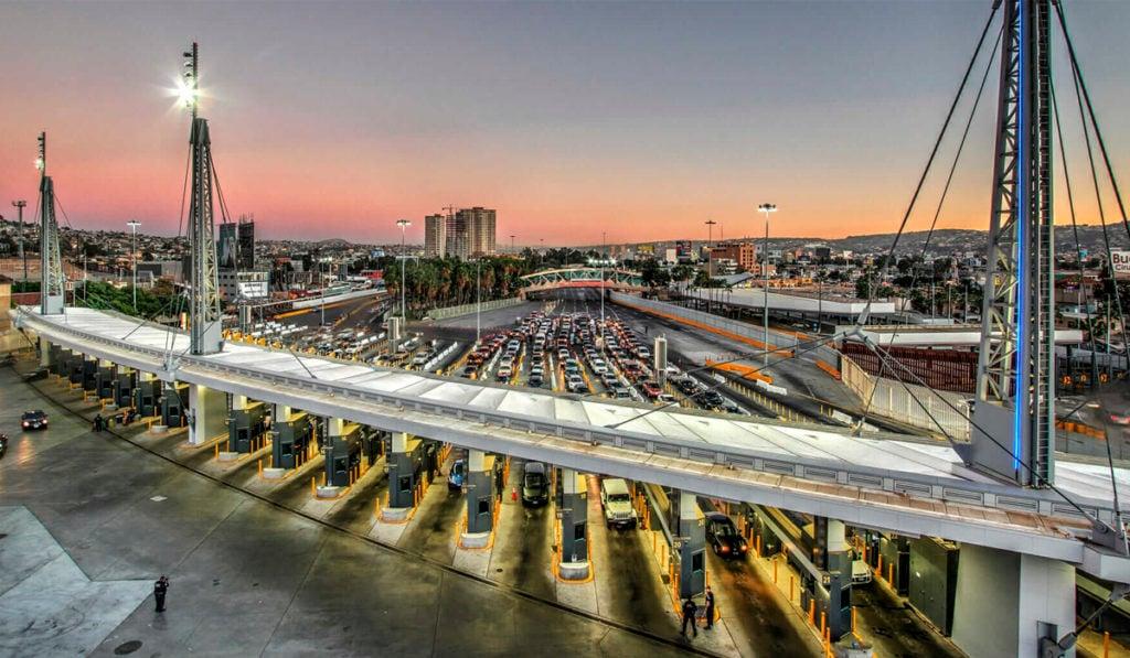 Con reapertura de frontera, CBP ajusta horarios de puentes internacionales