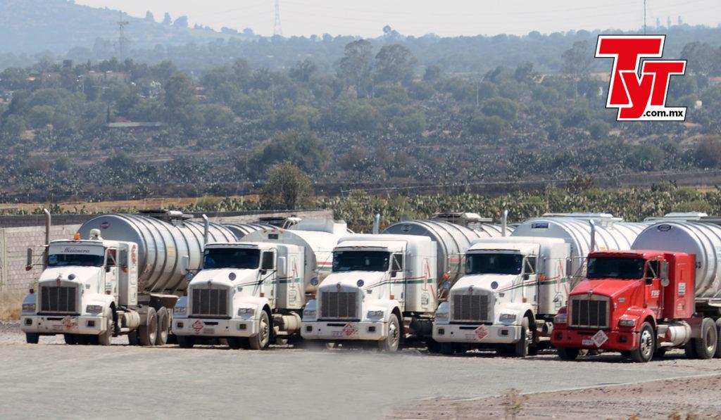 CVSA inspecciona más de 13,000 vehículos de transporte de materiales peligrosos