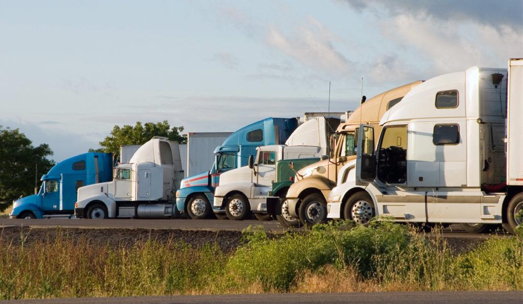 Escasez de componente da otro golpe a mercado de camiones en EU