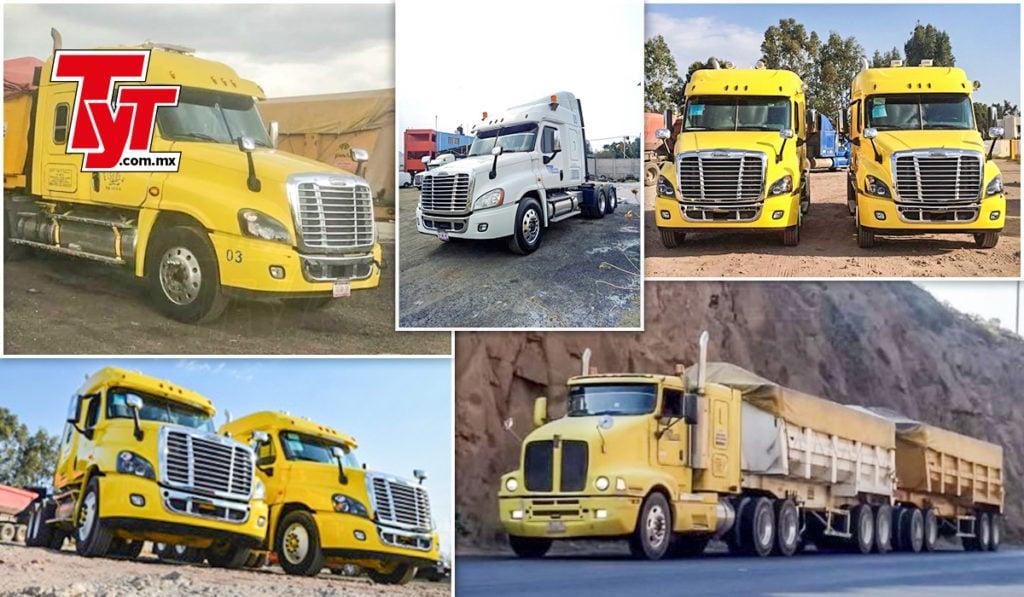 Transportes Calesa, el sueño de un hombre-camión