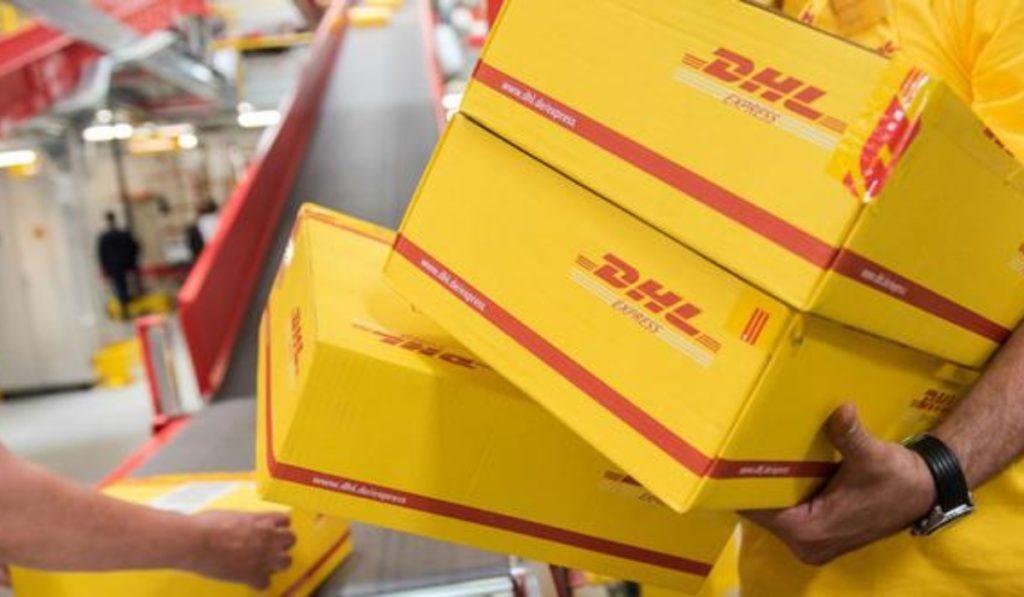 DHL-importacion