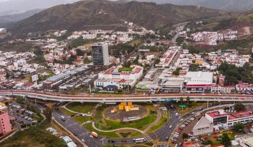 Guanajuato-obras viales