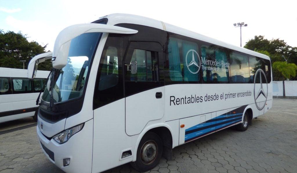 Mercedes-Benz-Busworld