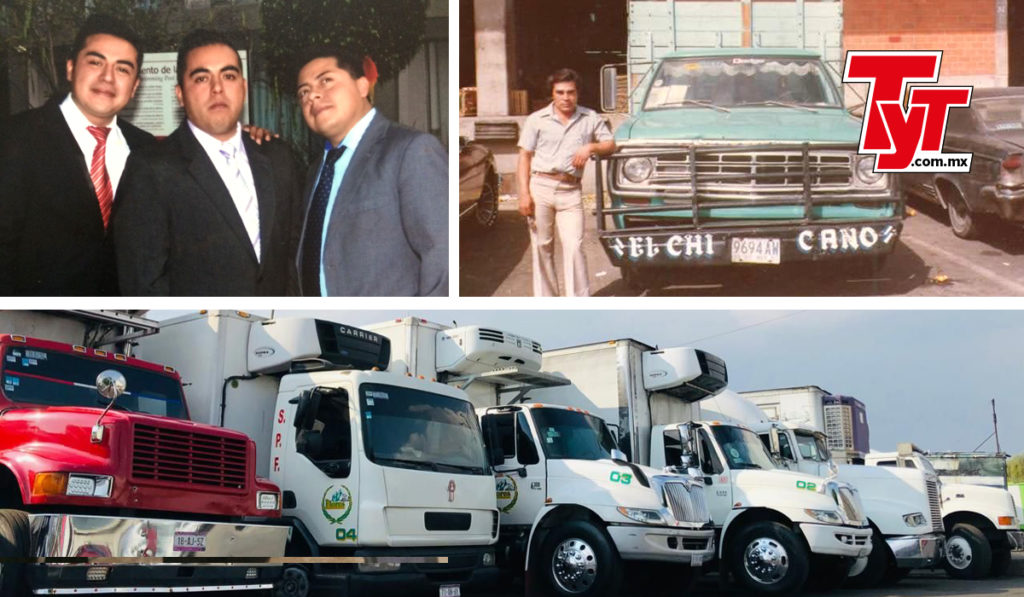 Transportes Flores: todo inició con una camioneta de 1.5 toneladas