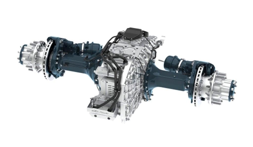 Allison Transmission anuncia alianza para montar ejes eléctricos