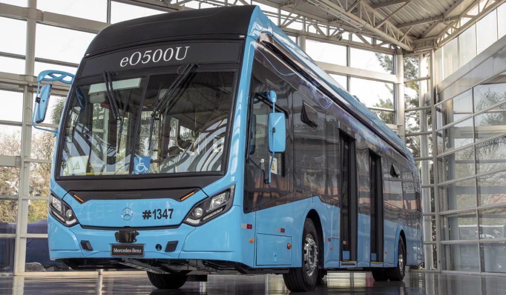 Mercedes-Benz Autobuses anuncia su primer chasis eléctrico en México