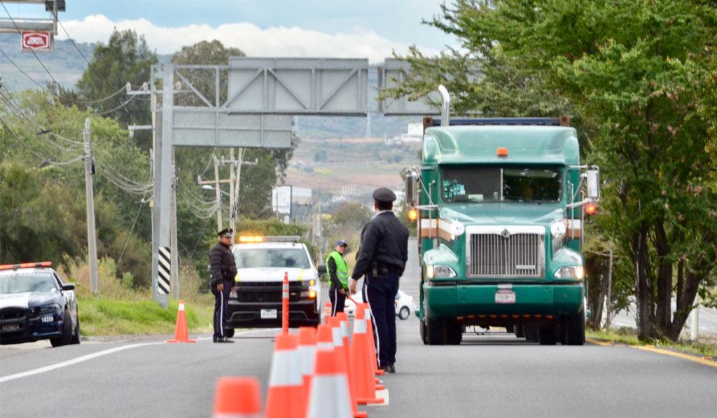 Suman 7,776 multas por infringir horarios de carga en Jalisco