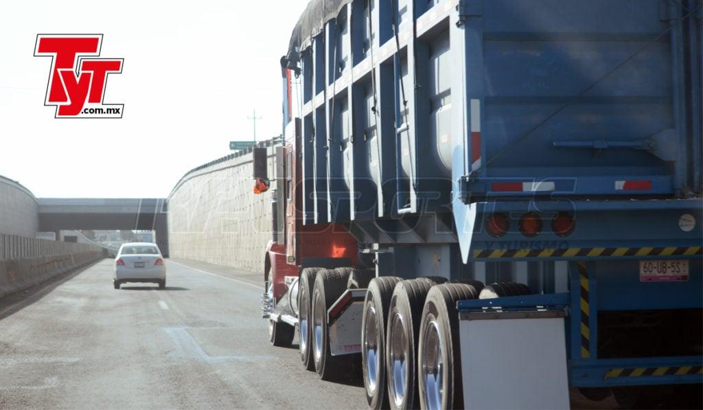 Transición del primer al segundo dueño del camión, un cuello de botella