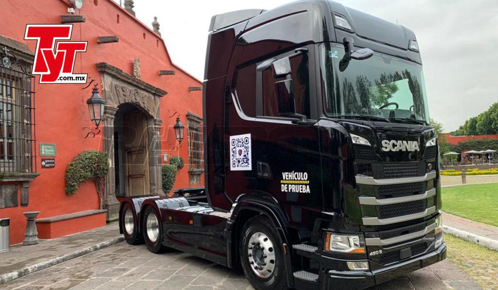 Scania presenta nuevos sistemas de seguridad 2.0