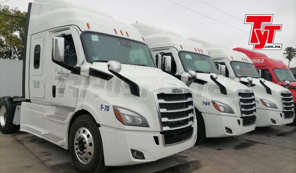 Transborder Logistics, la empresa que pasó del transfer al puerta a puerta