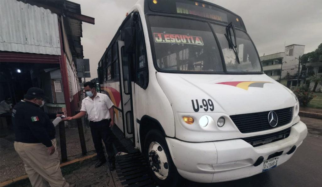 Transporte público aún enfrenta 30% menor demanda