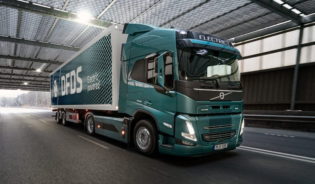 ¡Histórico! Volvo Trucks recibe pedido por 100 camiones eléctricos